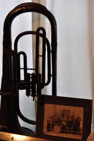 Castle Band Trumpet 1914