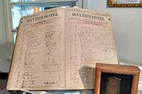 Hayth's Hotel book
